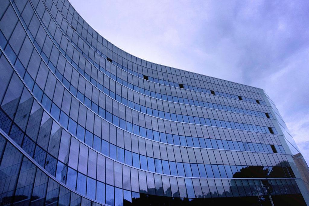 large building